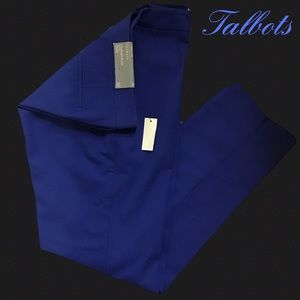 🆕Talbots Ankle Cropped Pants